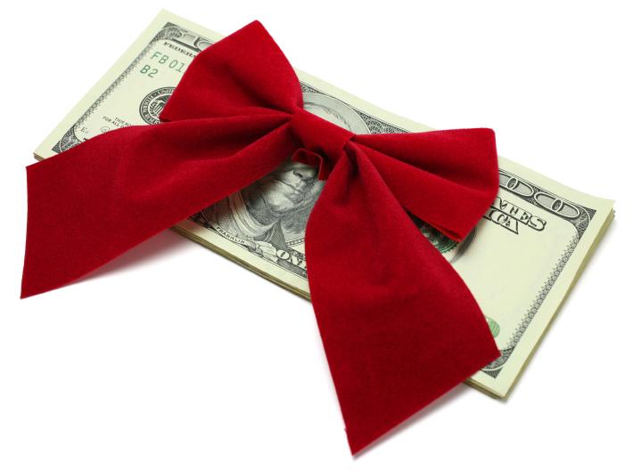 Upominki �wi�teczne i premie dla pracownik�w