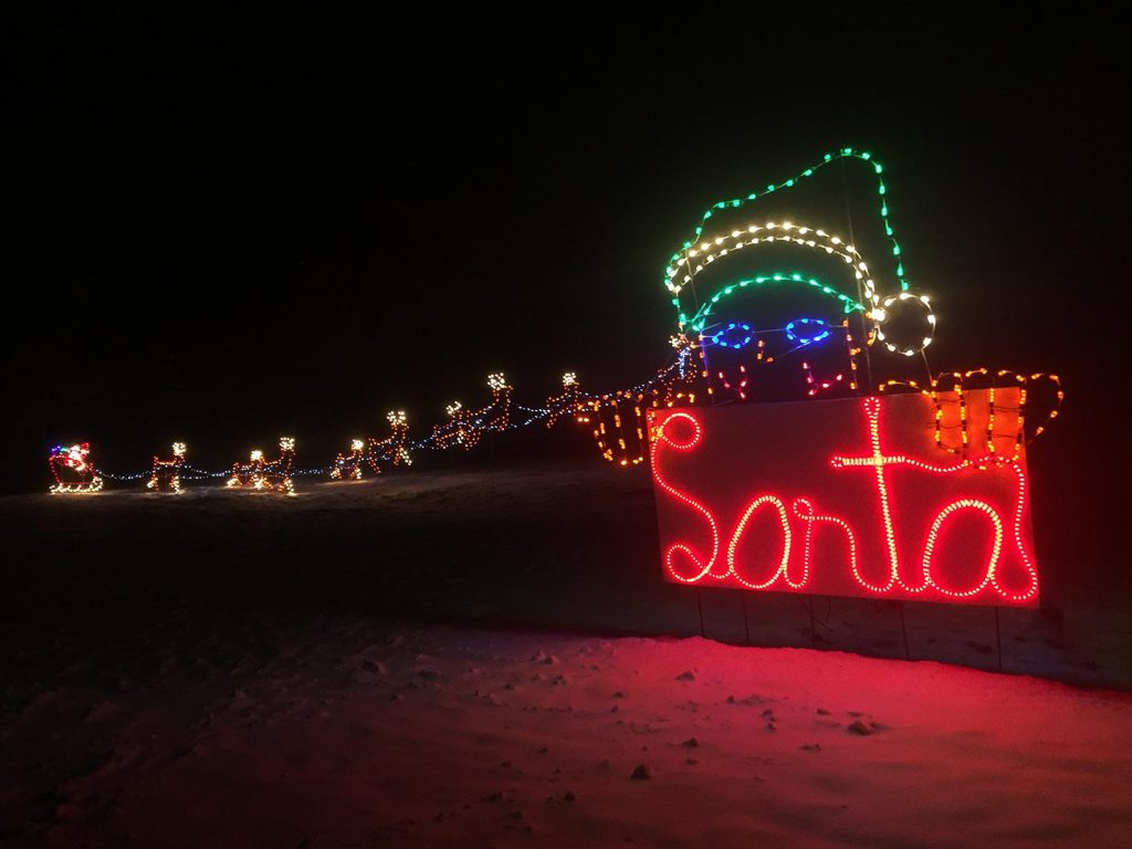 LED Christmas Motiffs